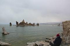 Sightseeing Mono Lake