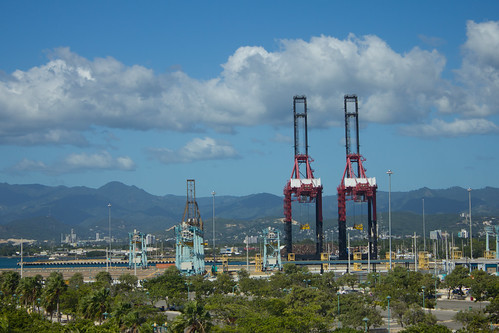 city sea urban water port puerto mar puertorico rico tropical boardwalk caribbean ponce caribe guancha