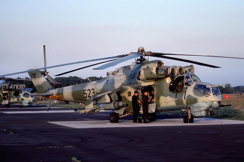 Mi-24D