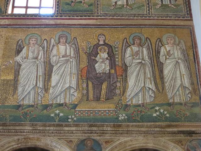 Ravenna, Basilica of Sant' Apollinare Nuovo