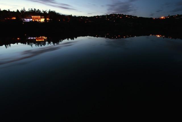 Lago Los Peñascales