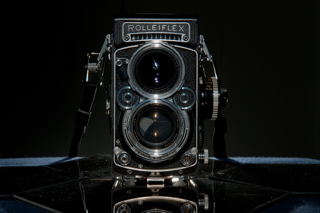 CCR - Review 3 - Rolleiflex 2.8F