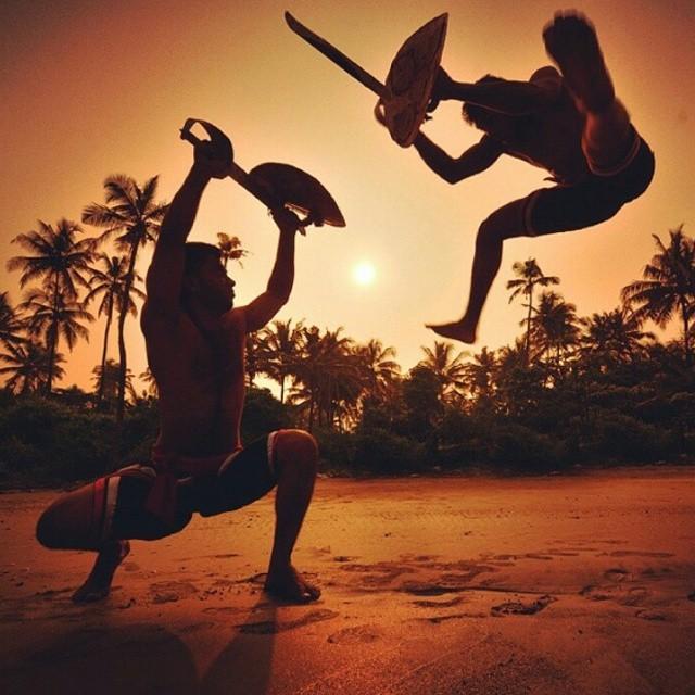 kalaripayattu fight Kalaripayattu is an Indian martial art