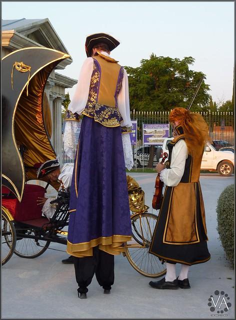 Street Circus at Parque Europa / Circo Callejero en Parque Europa