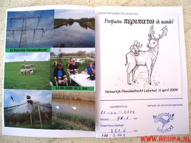 11-04-2009       4e Natuurlijk           Flevoland         41.1 Km) (92)