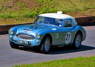 27 - Austin Healey 3000 MK3 - Huw Edwards