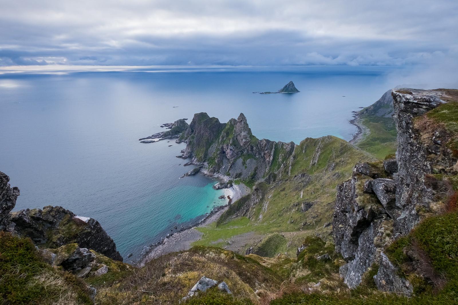 View to Bleiksøya