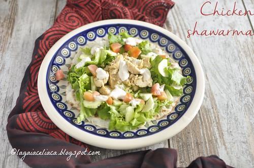 Chicken shawarma | by mammadaia