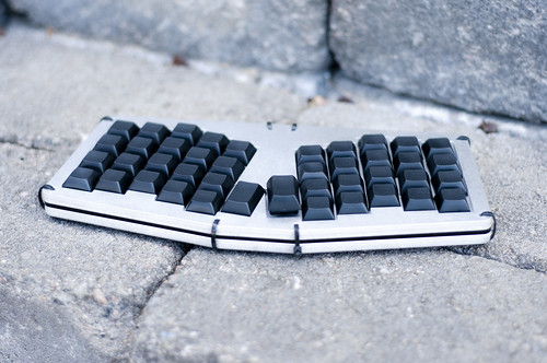 Atreus: key caps without switches | by morten.teinum