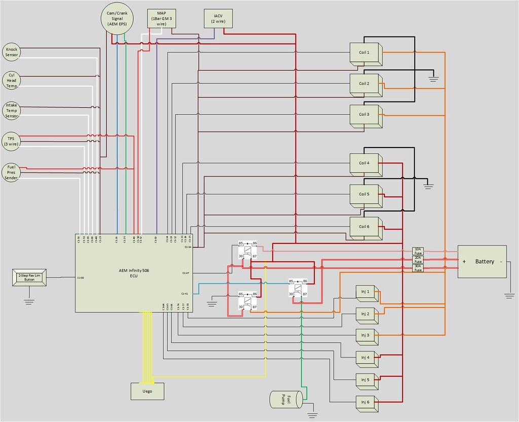 Aem Infinity 506 Porsche 911sc Wiring Schematic This Is My Flickr
