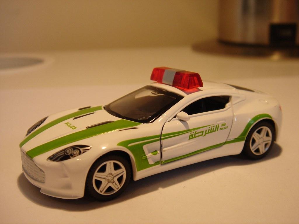 Alloy Metal Aston Martin One 77 Dubai Police Car 1 64 A Photo On Flickriver