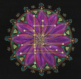 Lotus Grid | by Rainbow Pilgrim