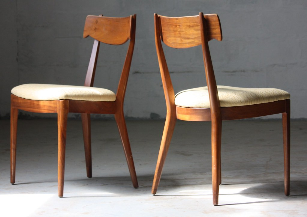 Tremendous Superb Drexel Declaration Mid Century Modern Dining Table Dailytribune Chair Design For Home Dailytribuneorg