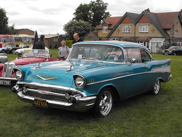 '57 Chevy - 462 UXH