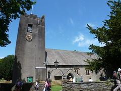 St Oswald Parish Church, Grasmere.