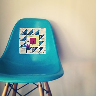 Saturday morning blues #rockymountainpuzzle #modernica | by Silly lil' Doe!