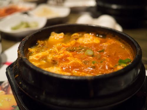 beef soon tofu | by keroism