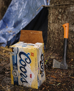 Camping essentials