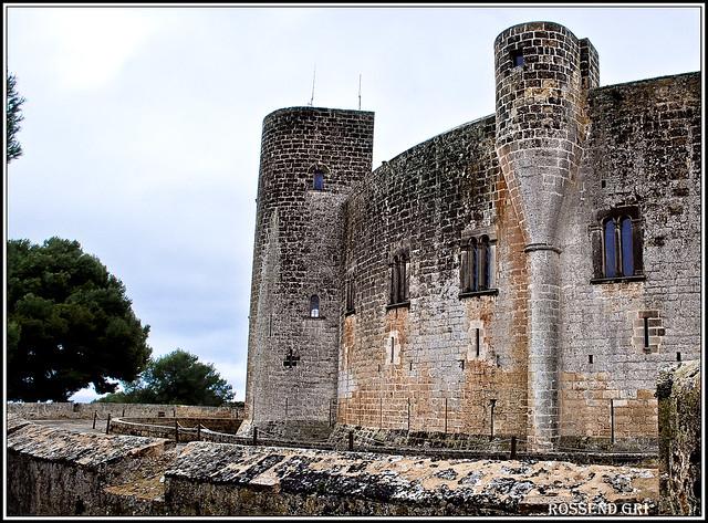 CASTELL DE BELLVER  -  PALMA DE MALLORCA