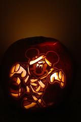 Mickey Mummy #1