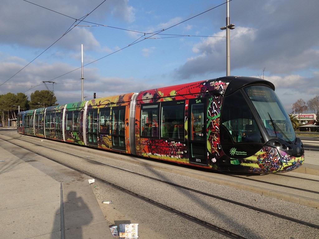 Tramway Montpellier Ligne 3