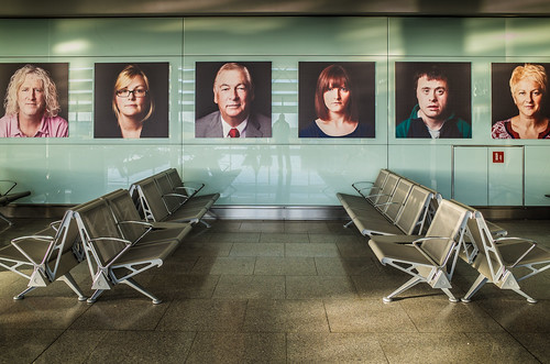 Faces in Dublin airport | by Giuseppe Milo (www.pixael.com)