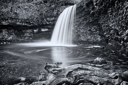 winter west wales waterfall breconbeacons mid gwladus 2014 neathvalley swanseamumblesgower