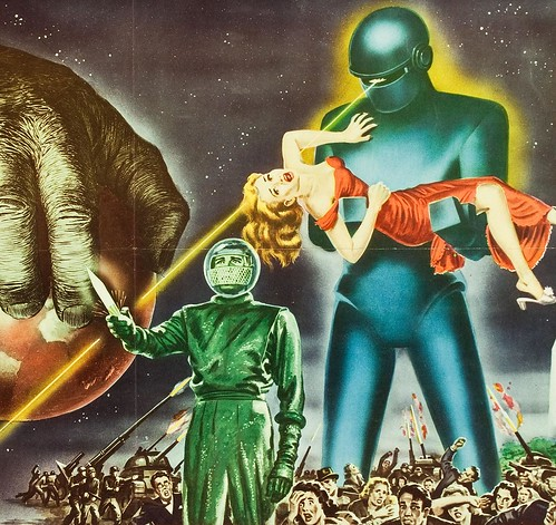 1951-The Day the Earth Stood Still   by File Photo Digital Archive