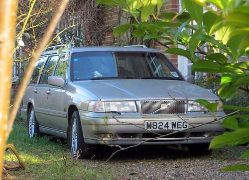 1994 Volvo 960 3.0 24v Auto Estate | by Spottedlaurel