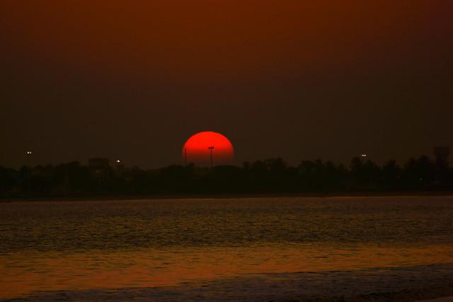 Diu Sunset