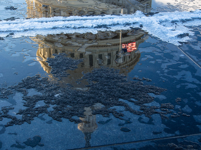 A Capitol Reflection