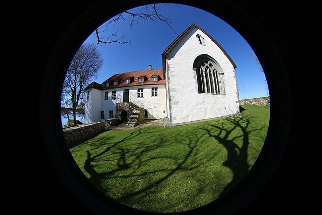 Utstein Abbey,  Mosterøy ( Rennesøy)