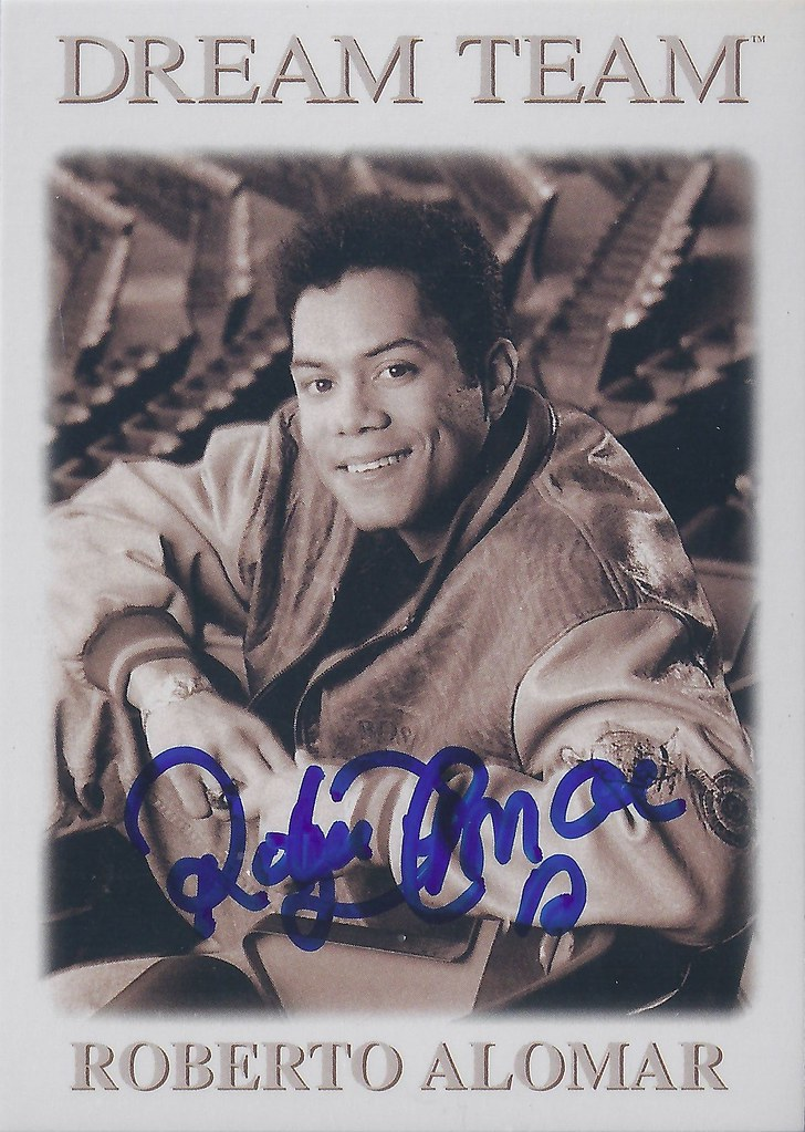 1993 Score Dream Team Roberto Alomar 542 Second Base Flickr