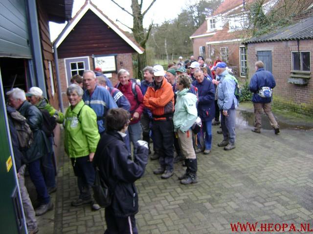 Baarn 40 Km    22-11-2008 (70)
