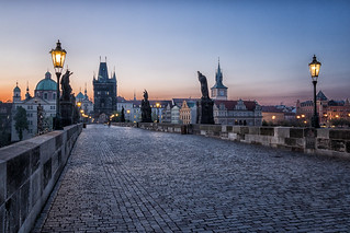 Old Town Bridge Tower on The Charles - Prague, Czech Republic | by traxxaxss
