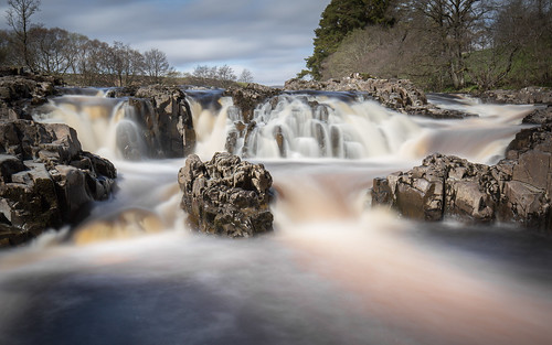 longexposure nature water canon river waterfall rocks lee countydurham teesdale ndfilter lowforce rivertees neutraldensity canonef1635mmf4lisusm canon5dmkiii leelittlestopper