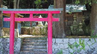 熊野古道大辺路、王子神社   by taoweblog