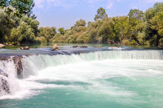 Manavgat - waterfall 2