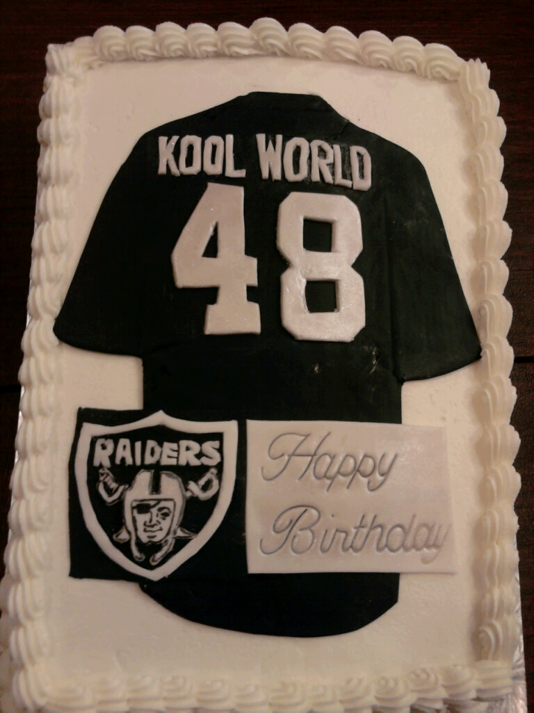 Fine Oakland Raiders Jersey 2 A Photo On Flickriver Funny Birthday Cards Online Inifofree Goldxyz