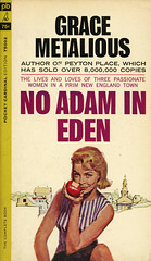 Cardinal Books 75002 - Grace Metalious - No Adam in Eden