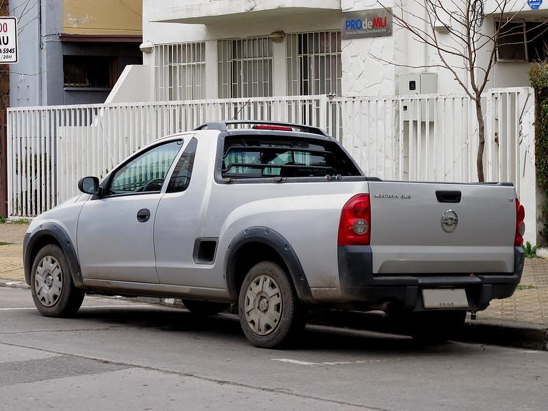 Chevrolet Montana - 2003
