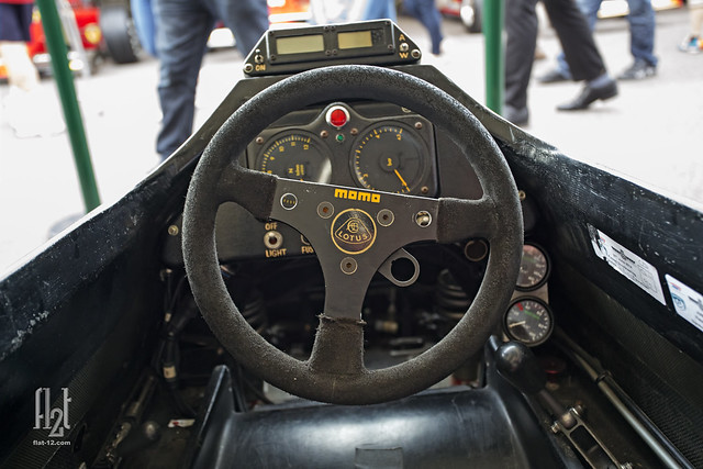 Lotus-Renault 97T, Chassis #02