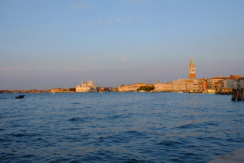 Venice at sunrise | by rob o'keefe