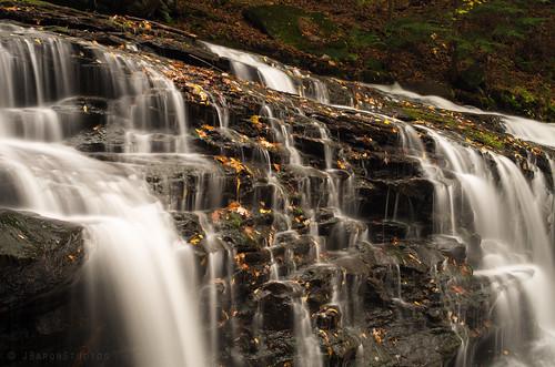 longexposure nature water waterfall pentax pennsylvania westernpa springfieldfalls k5ii pentaxk5ii