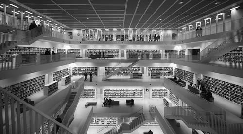 Stadtbibliothek Stuttgart | by sake028
