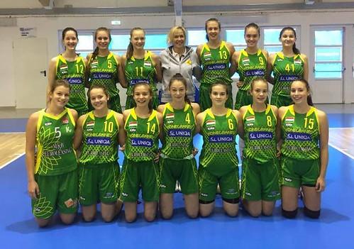 Sopron HONGRIE WOMEN TIM 2017