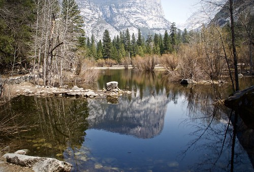 yosemite yosemitepark mirrirlake lake reflection california nationalpark