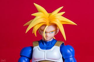 S.H. Figuarts SSJ Trunks | by giantrobolove