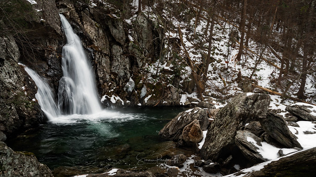 The Gem of Massachusetts - Bish Bash Falls, Massachusetts*