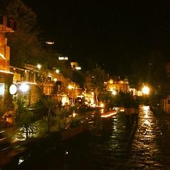 Saidpur Village by night